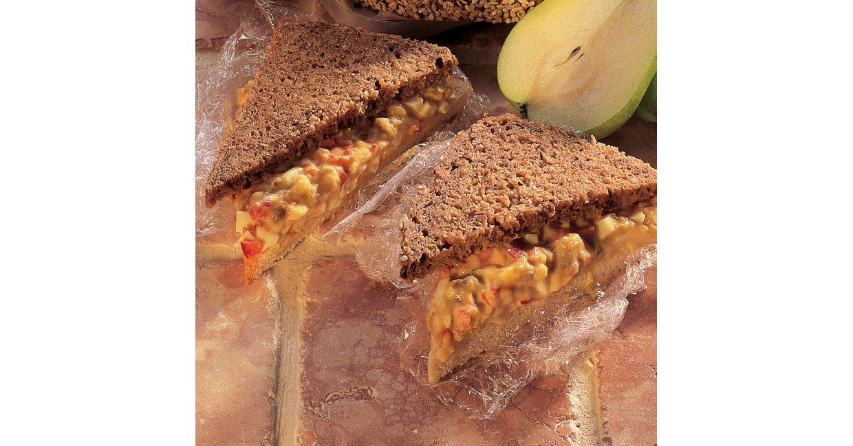 Karrysandwich