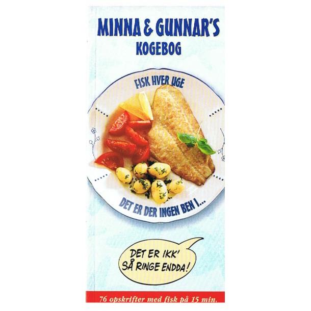 Minna og Gunnar's Kogebog (gratis kogebog)